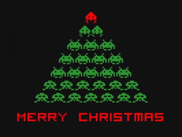 Nerdy Christmas
